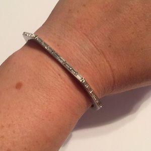 Henri bendel rhinestone bracelet