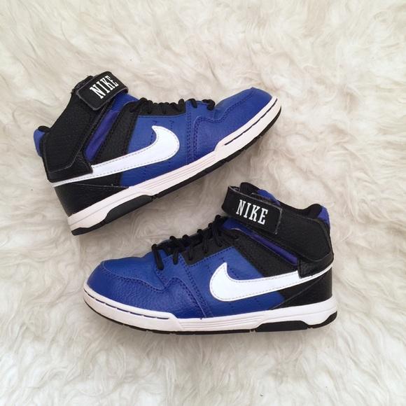 Nike Hi Top Velcro Strap Shoes | Poshmark