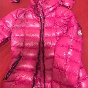 Pink Moncler