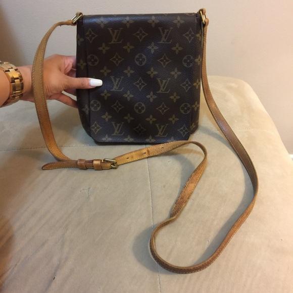 1a03f97072 Louis Vuitton Musette Small crossbody bag