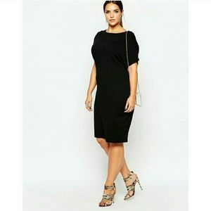Carmakoma Knitted Shift Dress
