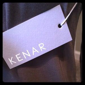 Kenar 3/4 sleeve tunic high to low top
