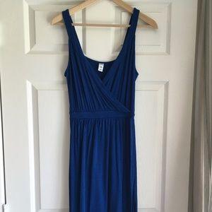 Old Navy Knee-Length Maternity/Nursing Dress