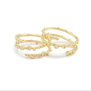 Kendra Scott Zoe Ring Set