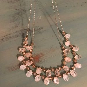Jewelry - Beautiful tiered necklace
