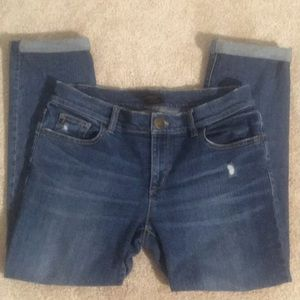 Ann Taylor Boyfriend Jeans, size 2