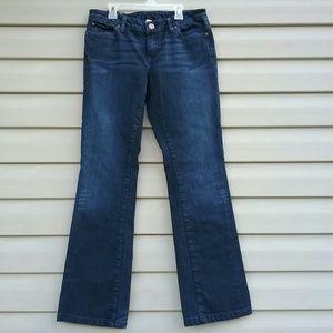 Banana Republic curvy boot jeans