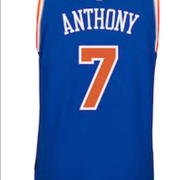 quality design e9060 083b3 Carmelo Anthony knicks Jersey Authentic 💯