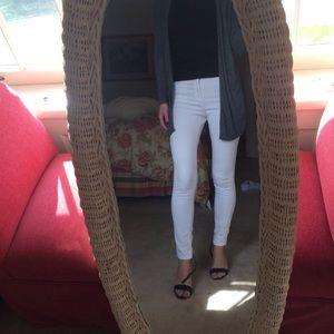 White Skinny Jeans, White Jeans, High Rise Asos