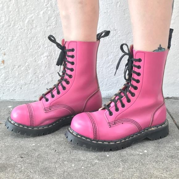 62d16010c301 Gripfast Shoes - Pink Gripfast Steel Toe Boots