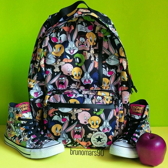 b67278fb84cb Converse Other - ✨HP✨ Converse Looney Tunes Backpack