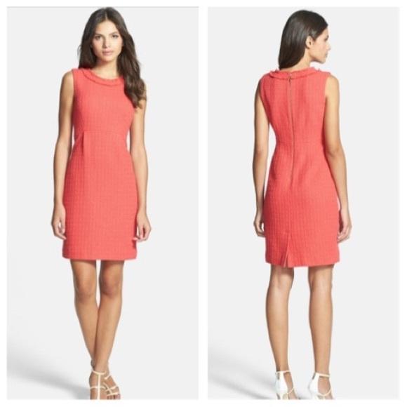 81613953cb6 kate spade Dresses   Skirts - Kate Spade Terri Tweed Sheath Dress