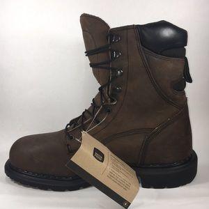 Red Wing Shoe 221 Dynaforce 8 Steel Toe