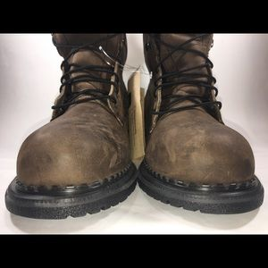 235248784bf Red Wing Shoe #2211 Dynaforce 8