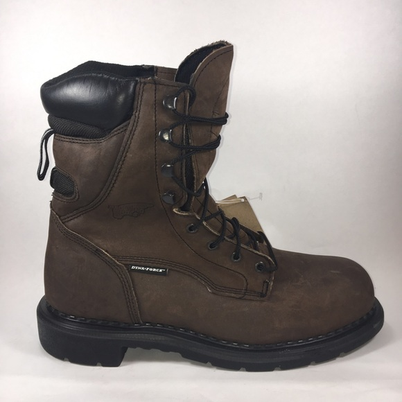 a68ce6ba76a Red Wing Shoe #1411 Dynaforce 8
