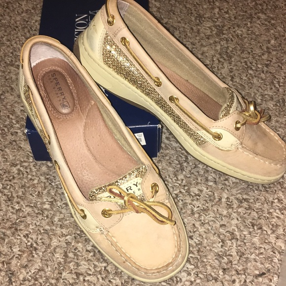 Sperry Shoes | Sperry Angelfish Gold