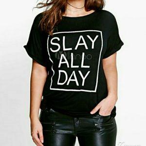 Tops - Yay.... New item. 😊  Slay all day