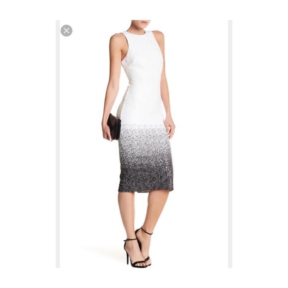 5169c10a03fa Dress the Population Dresses | Shawn Sequin Midi Dress M | Poshmark