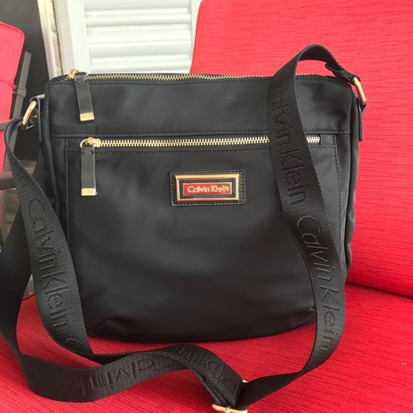 5016a546802 Calvin Klein Handbags - Calvin Klein Belfast Large Crossbody NWOT