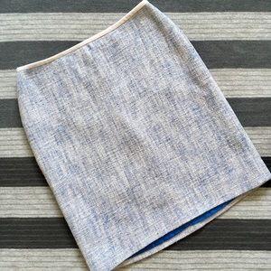 ❤️Vince Camuto Pencil Tweed Pencil Skirt
