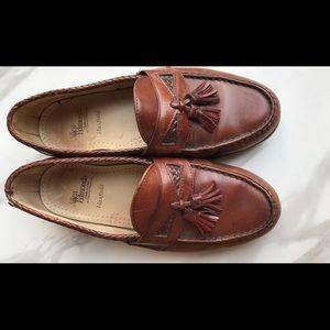 Allen Edmonds Maxfield Tassle Loafers 9.5