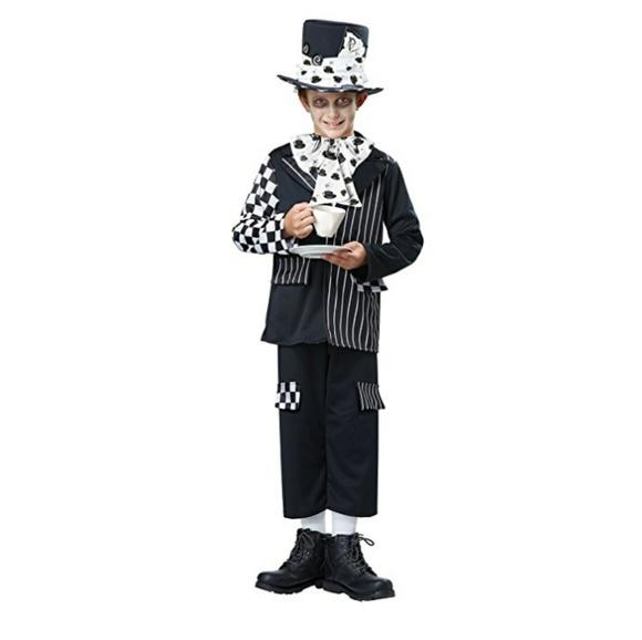 California Costumes Costumes Dark Mad Hatter Kids Halloween Costume Poshmark