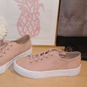 Baby Pink Creepers