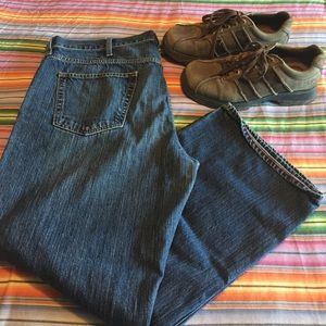 Men's Medium Wash Old Navy Jeans