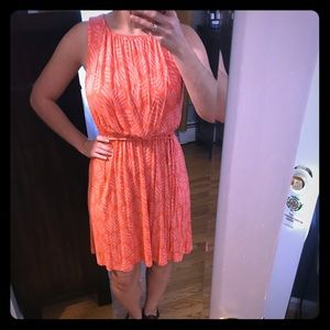 NWT LOFT Sleeveless Dress