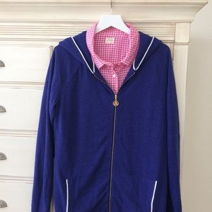 Sweaters - NWOT LILY PULITZER HOODIE SWEATER