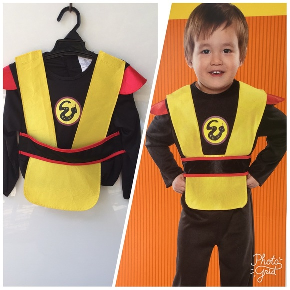 Little Ninja Toddler Halloween ? Costume 2T-3T  sc 1 st  Poshmark & Target Costumes | Little Ninja Toddler Halloween Costume 2t3t | Poshmark