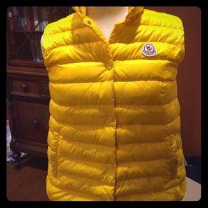 Moncler vest padding