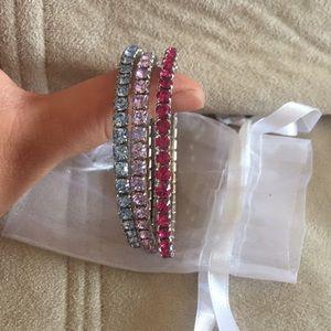 Women s Swarovski Crystal Baby Bracelets on Poshmark 8e72a40c55