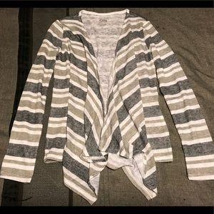 Girl's Justice Cardigan