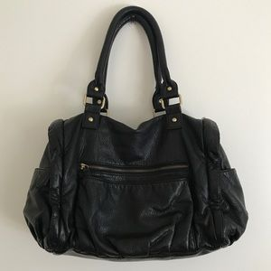 Forever 21 Faux Leather Hobo Bag