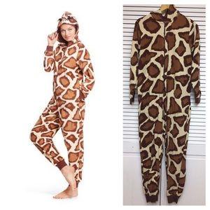 Giraffe Onesie Pajamas