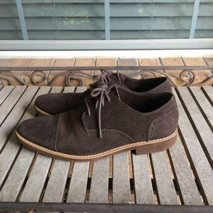 Stacy Adams Shoes - ❤️SOLD❤️Men's Stacy Adams. Brown Suede Shoes