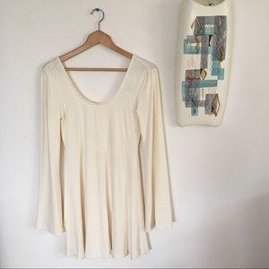 NWT Asos Bell Sleeve Dress