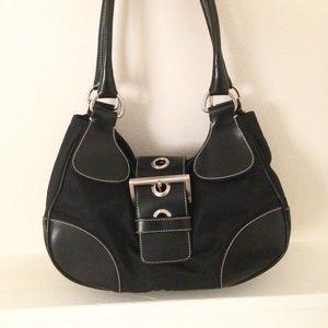 Prada Moon Black Handbag