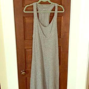 Double layer, SUPER soft James Perse maxi dress.