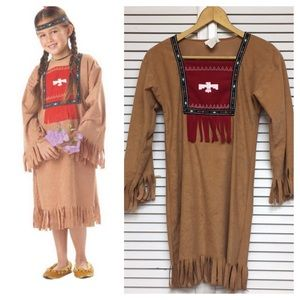 Other - Native American Indian Running Brook Costume⭐️⭐️⭐️