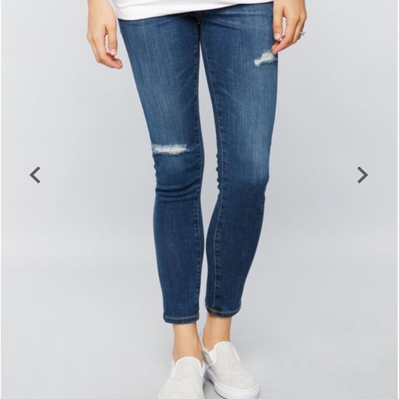 ab027420d4e4a Ag Adriano Goldschmied Jeans | Ag Secret Fit Belly Legging Ankle ...