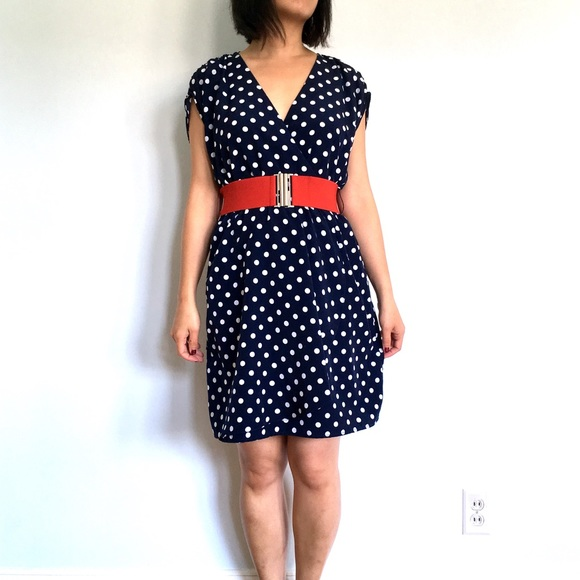 H&M Dresses & Skirts - H&M Polka Dot Dress