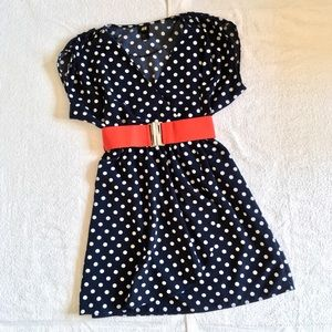 H&M Dresses - H&M Polka Dot Dress