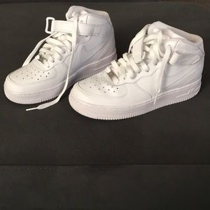 new high top air force ones