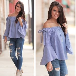 Tops - Stacey's Bell Sleeve Tops