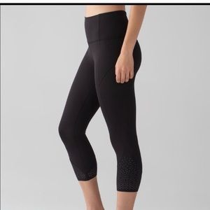 NWOT lululemon anew tights