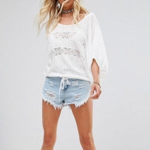 Free People I'm Not Your Baby Top