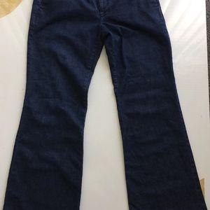 GAP Jeans - Gap Straight Leg Dark Blue Jeans Sz 6 3/$30
