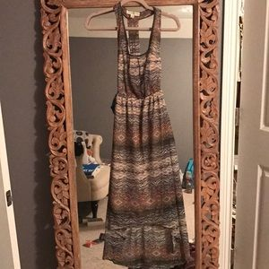 URBAN OUTFITTERS HIGH LOW DRESS